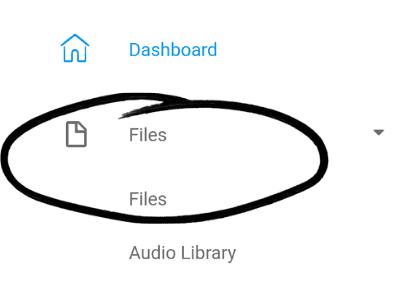 Music Gateway File Storage
