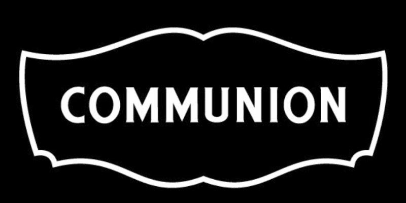 COMMUNION LOGO
