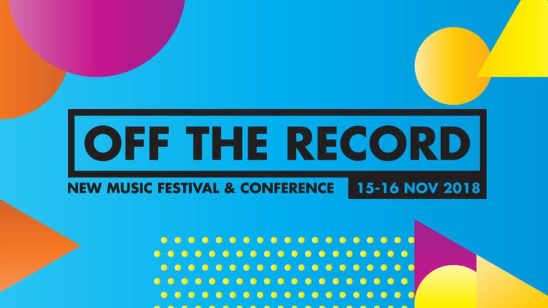 Music Industry Convention at Off The Record Festival