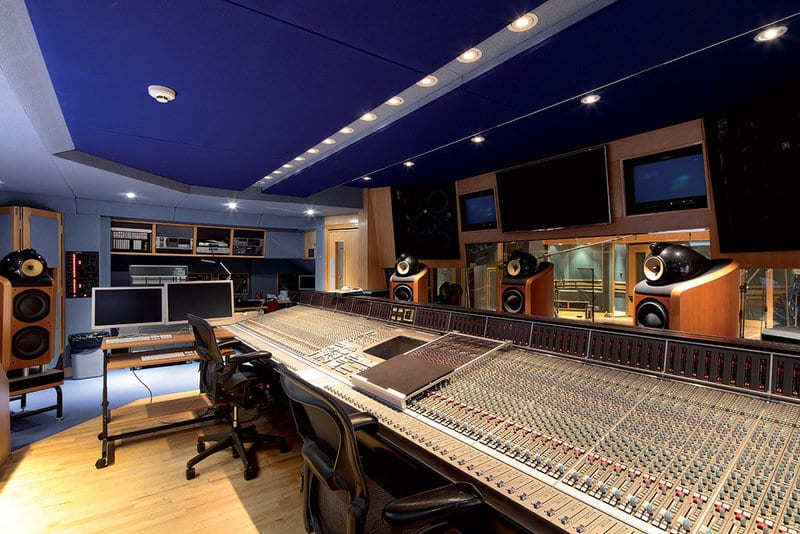 Best Music Recording Studios Abbey Road