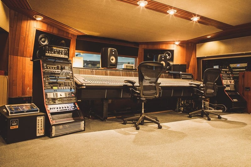 Music Recording Studio The World S 7 Best Studios