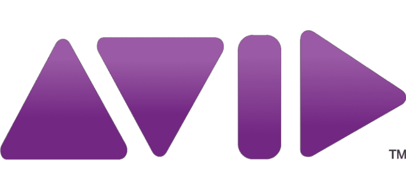AVID Logo, manufacturer of Pro Tools and ProTools First
