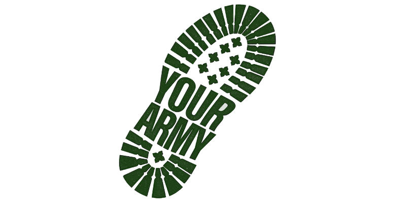 Your Army Logo