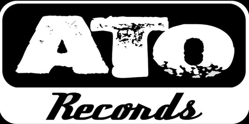 ATO Records Logo