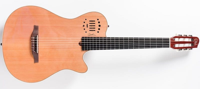 Godin Multiac Nylon String Guitar