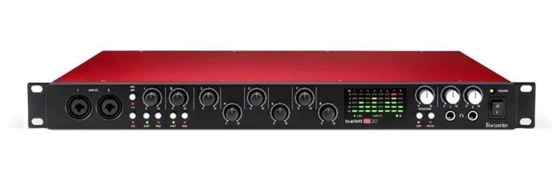 Best preamp buying guide focusrite