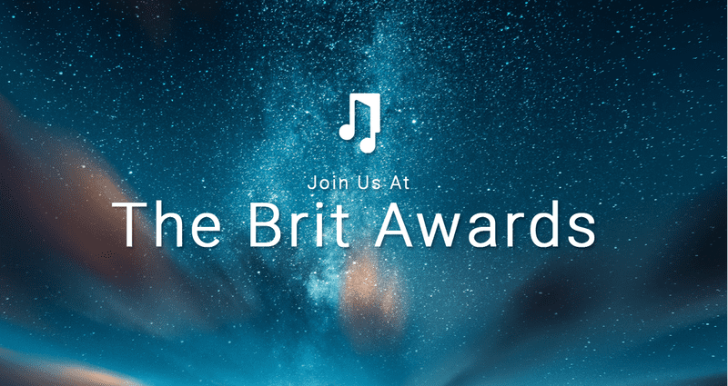 Music Gateway free ticket The Brit Awards 2019