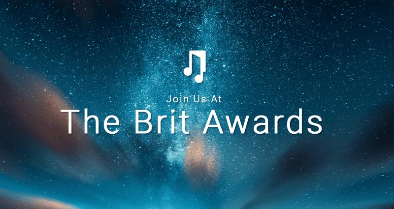 Music Gateway free ticket The Brit Awards 2019