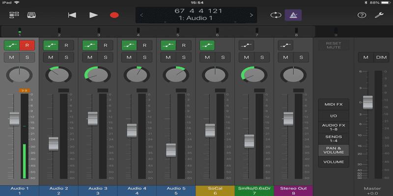 Logic Pro X Remote Mixer Logic Pro X Tutorial
