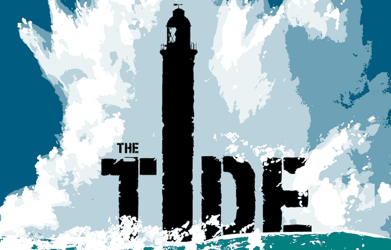 The Tide Music Charity Logo