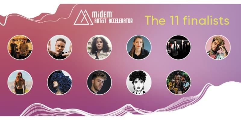 Music Gateway at Midem 2019 free ticket