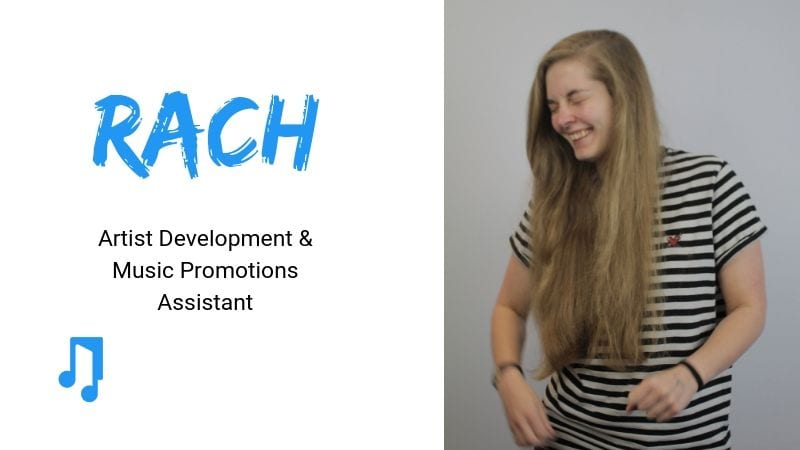 Rachael Scarsbrook Music Gateway Artist development music promotions