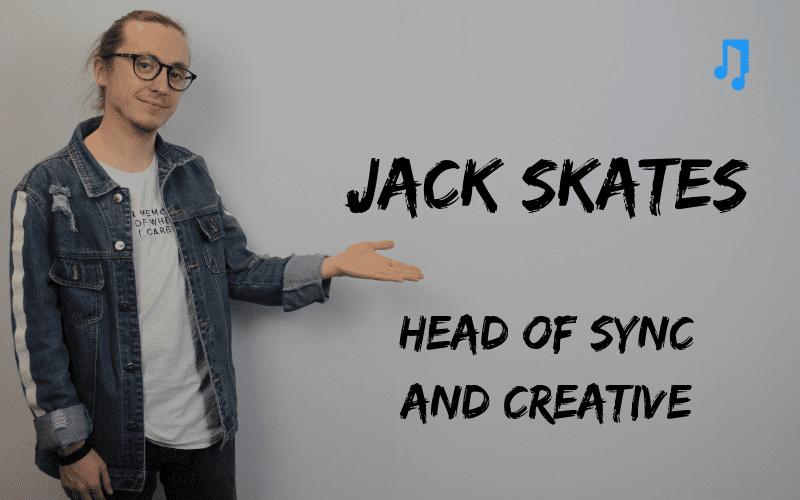 Jack Skates Music Gateway Head of Sync
