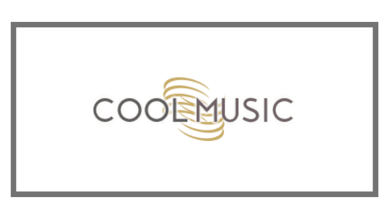 Cool Music Logo