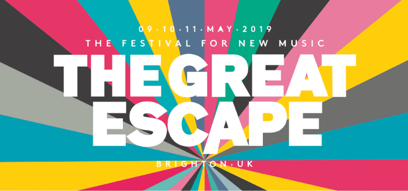 The Great Escape 2019 Logo