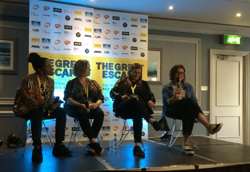 Rachael Scarsbrook talks Music Gateway at The Great Escape