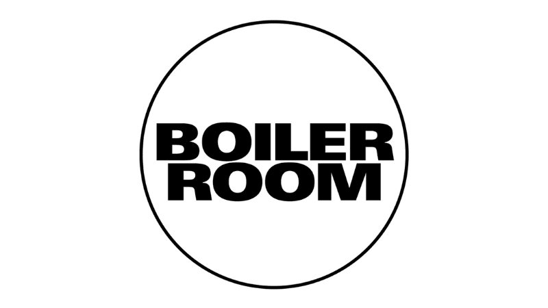 Boiler Room Logo, job opportunity