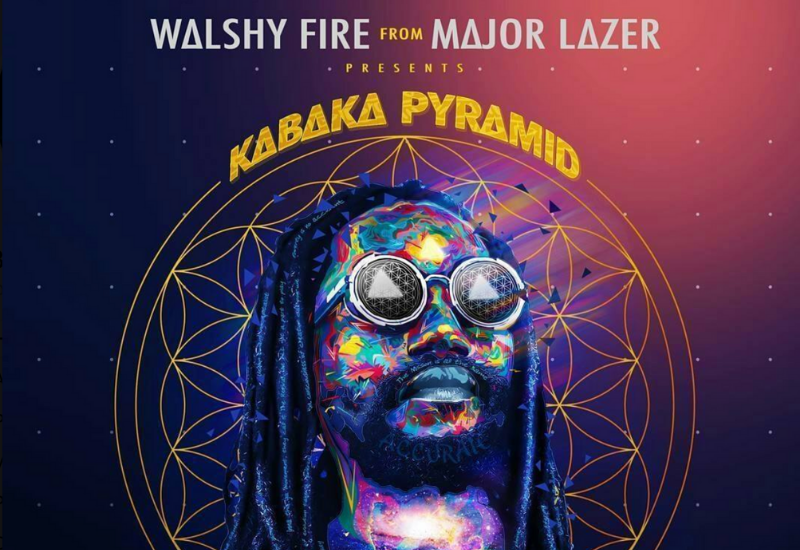 DJ Bluesy,Major Lazer, Walshy Fire, Kabaka Pyramid,
