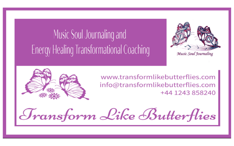 Music Soul Journaling Get in touch