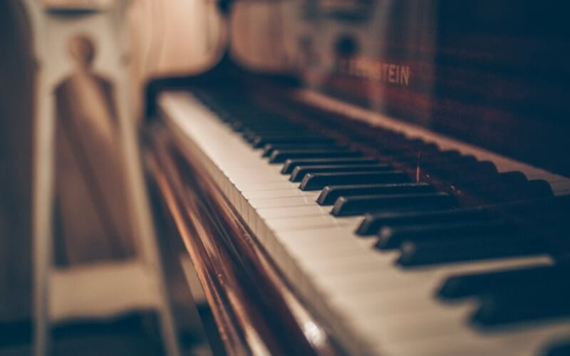 Piano Chord Progressions and Cadences