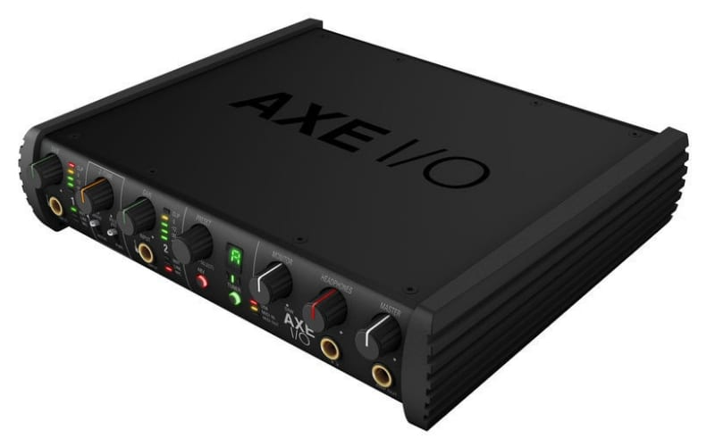 IK Multimedia AXE I/O - Best Audio Interfaces