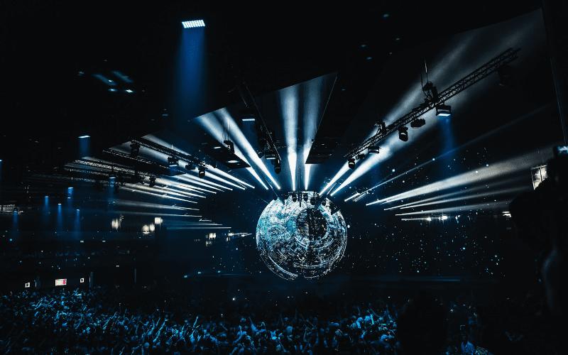 disco ball - dance music