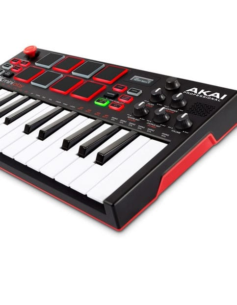 Akai_MPK_Mini_Play_Keyboard