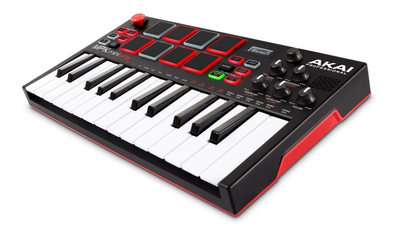 The AKAI Professional MPK mini MK 2