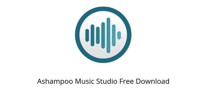 Ashampoo Music Studio Editing Software Logo