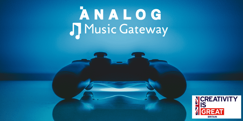 Music and gaming meets event
