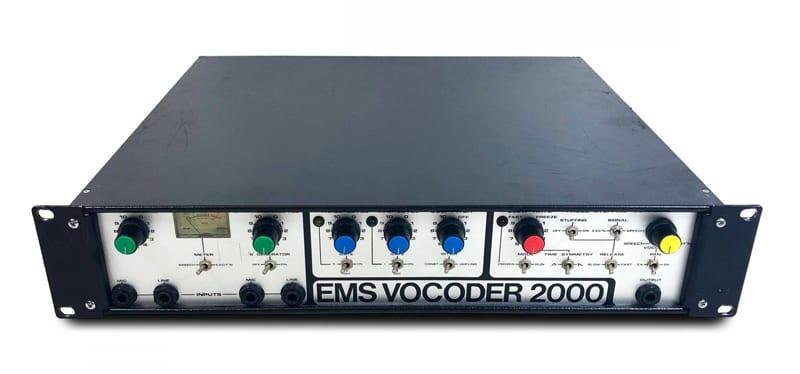 EMS 2000 vocoder