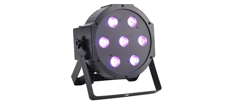 GBGS LED Up Lighting RGBW LED Par Lights T