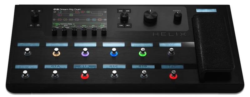 Line6 Helix floor