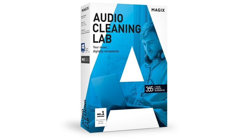 MAGIX Audio Cleaning Lab Logo