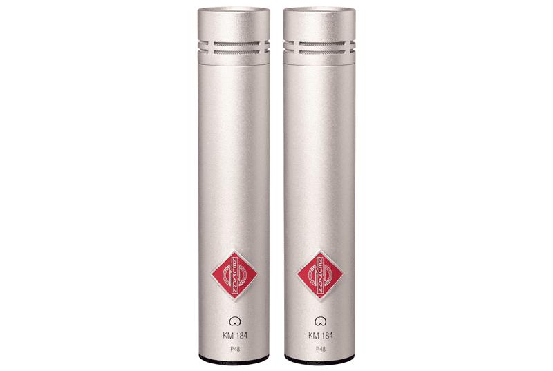 Neumann-KM184 microphone