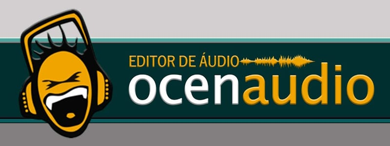 Ocenaudio Music Editing Software Logo