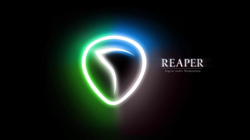 Reaper Daw Software Logo