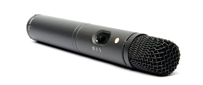Rode m3 studio microphone