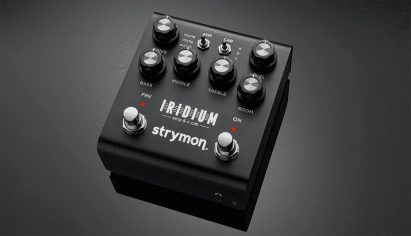Strymon Iridium