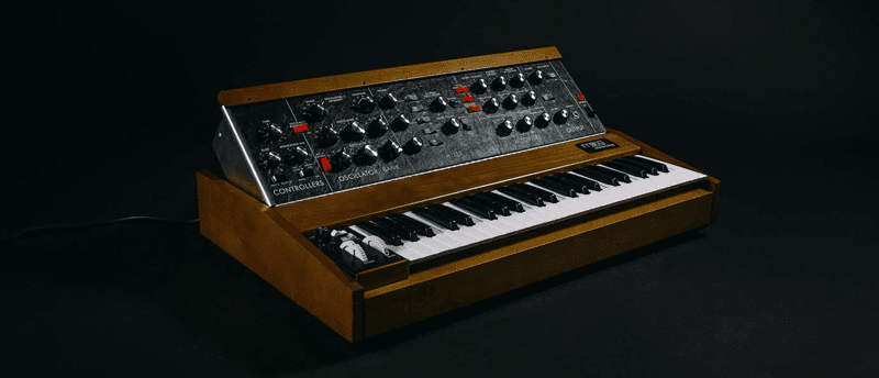 The Minimoog by Bob Moog