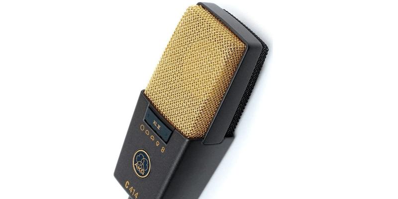 akg-c414-xlll microphone