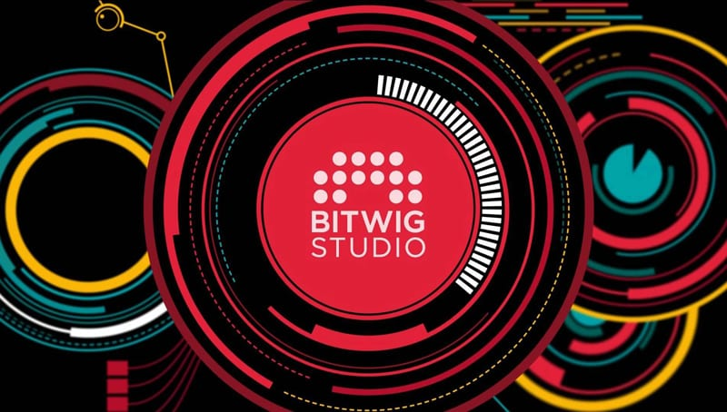 bitwig studio Digital Audio Workstation logo