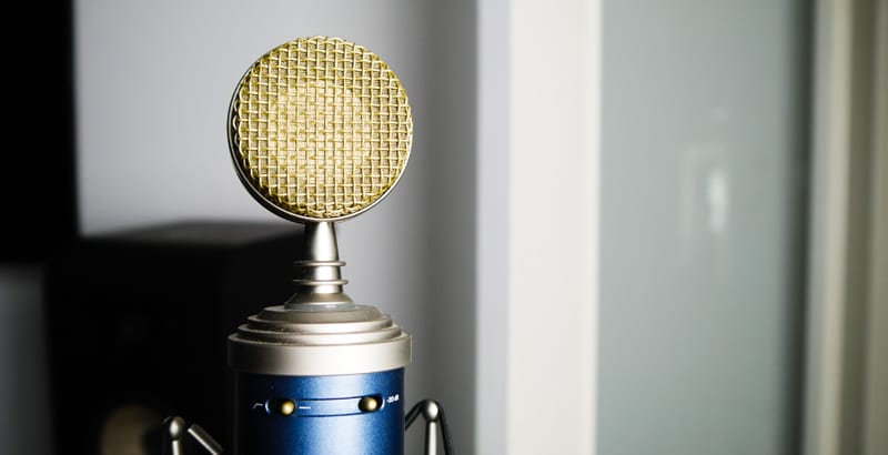 blue Bluebird SL studio microphone