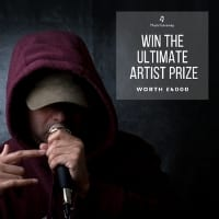 Win The Ultimate Artist Launch Package