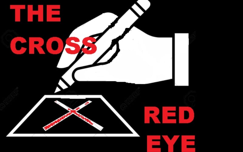 The Cross Red Eye