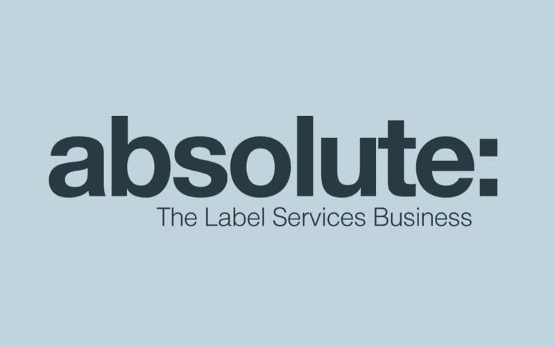 absolute record label services logo