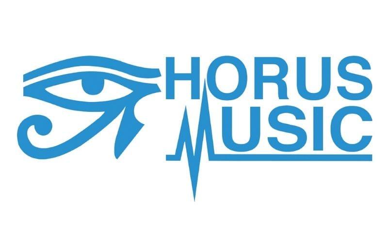 horus music record label services logo