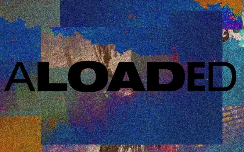 aloaded record label services logo