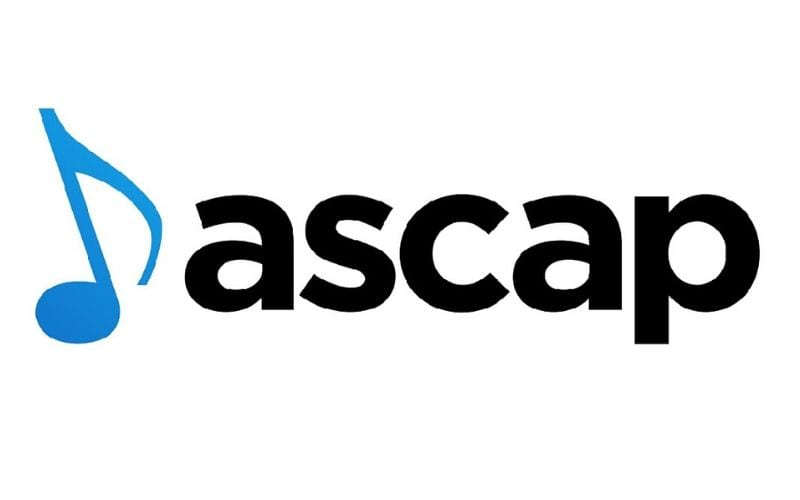 Performing Rights Organization ASCAP logo