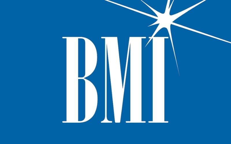 Performing Rights Organization BMI Music logo